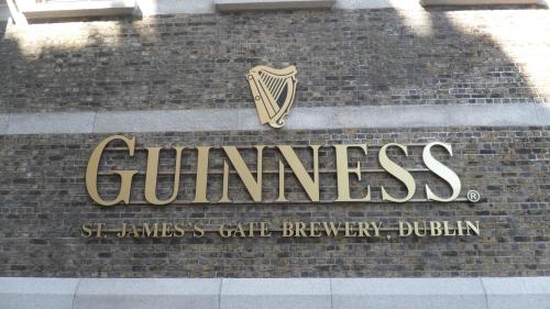 Guinness Storehouse exterior